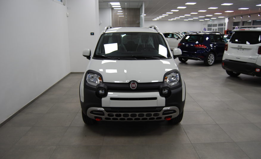 FIAT PANDA 0.9 TwinAir Turbo 4X4 85CV S&S CROSS