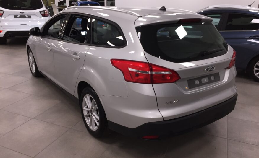 FORD FOCUS (3a Serie) 1.5 TDCi 120CV SW S&S Business
